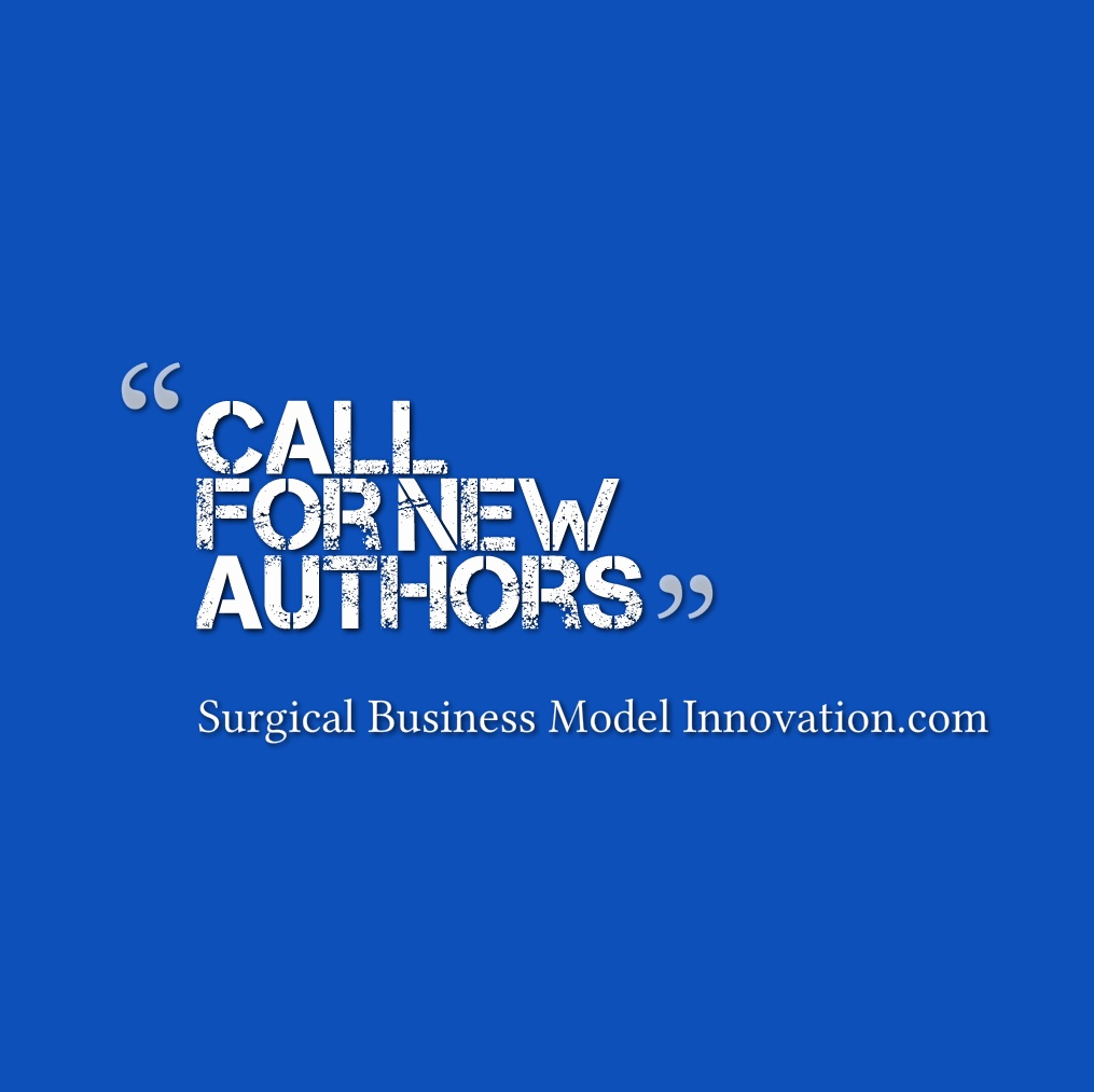 Call For New Authors