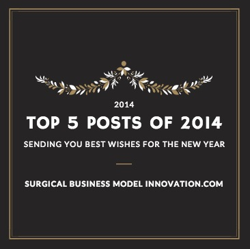 Top 5 Posts From 2014