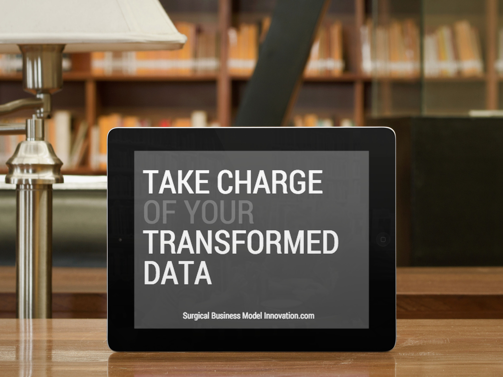 How To Take Charge Of Your Transformed Data