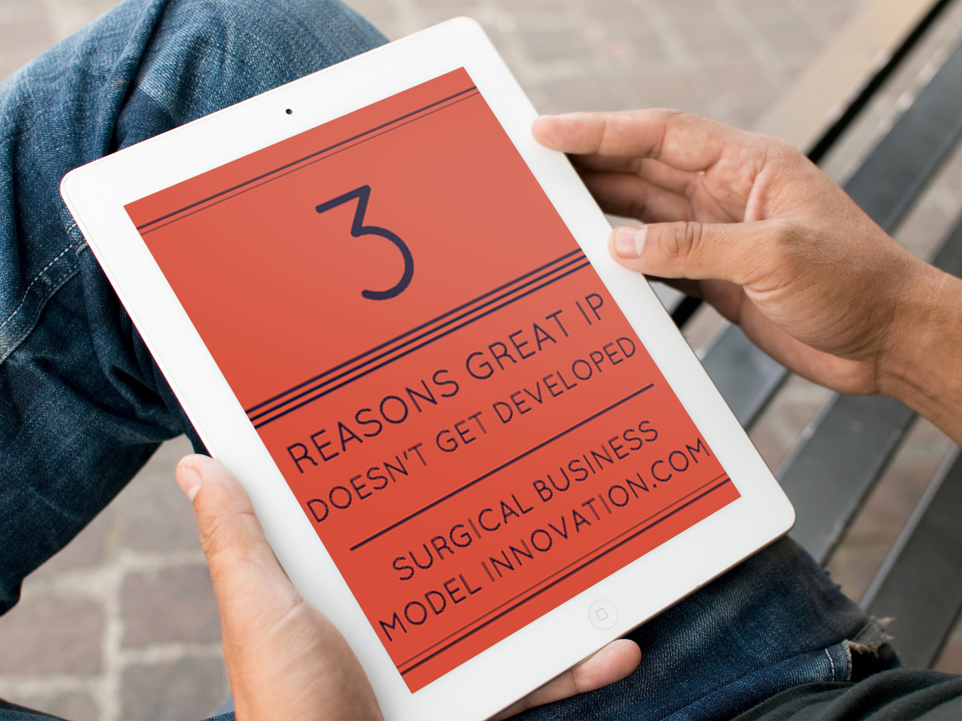 3 Reasons Why Great IP Doesn't Get Developed – It's NOT Always About The Money