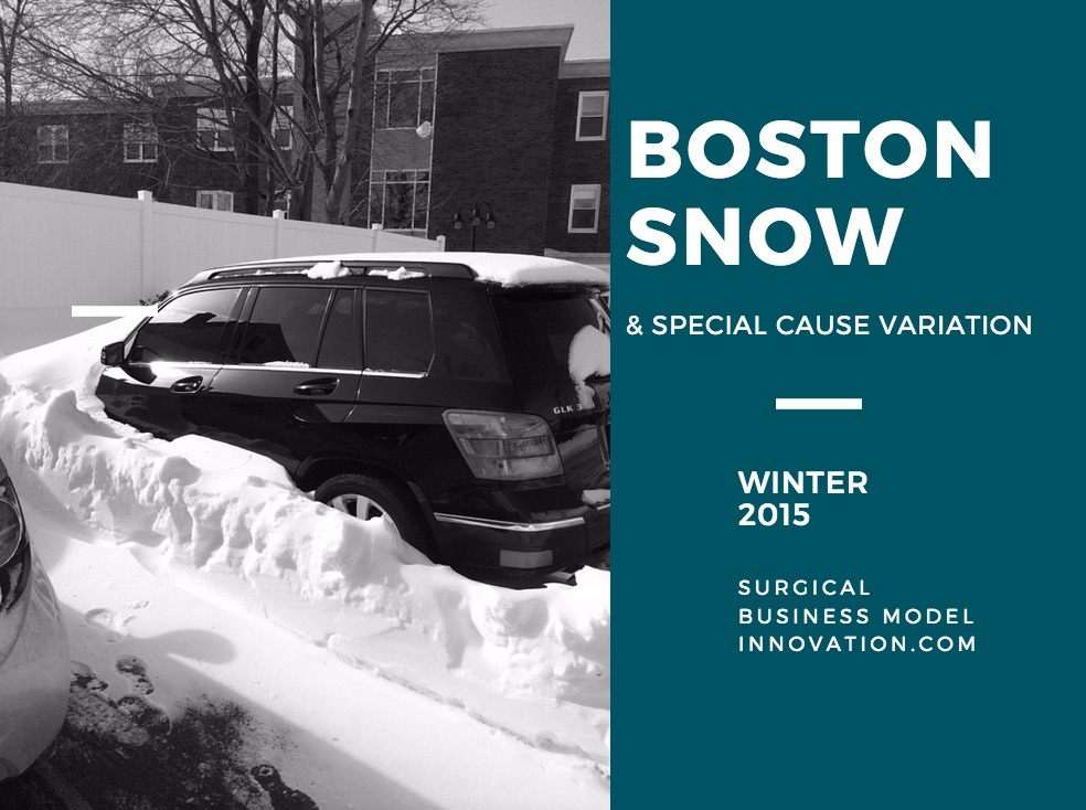 Do You Know About Boston Snow & Special Cause Variation?