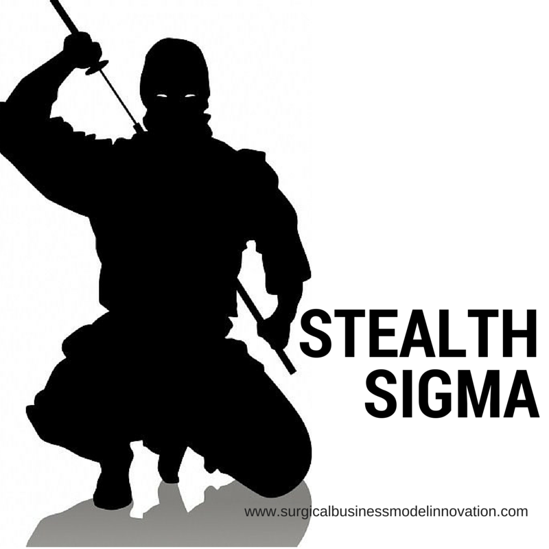 Have You Ever Used Stealth Sigma?