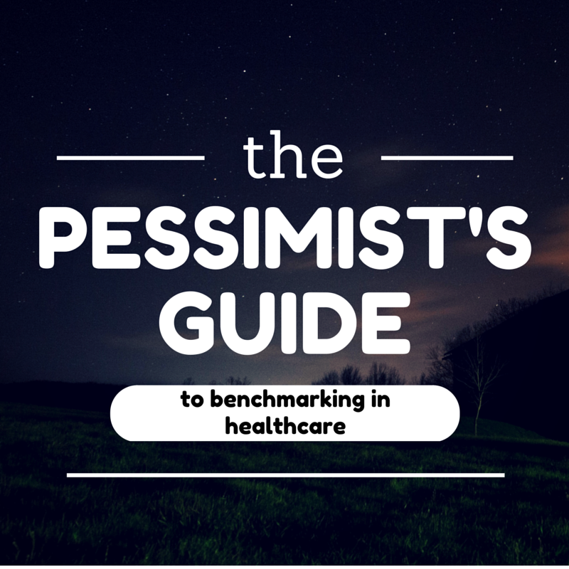 Have You Seen This Pessimist's Guide To Benchmarking In Healthcare?