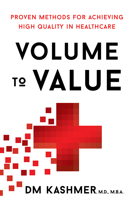 Coming Soon:  We're Going From Volume To Value