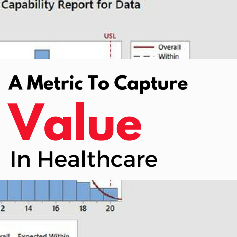 A Novel Metric To Capture Value In Healthcare