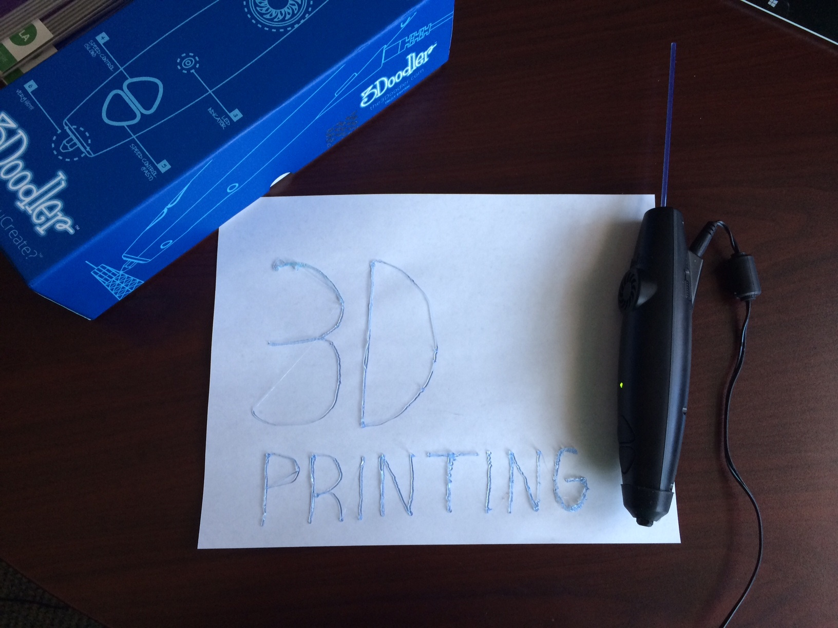 New 3D printing technology revealed at CES 2014 conference
