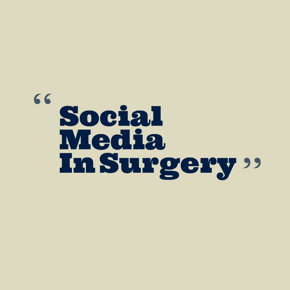 Social Media In Surgery:  How Do Things Look Now?