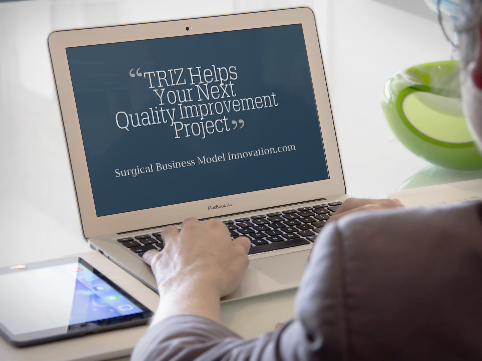 TRIZ Helps Your Next Quality Improvement Project