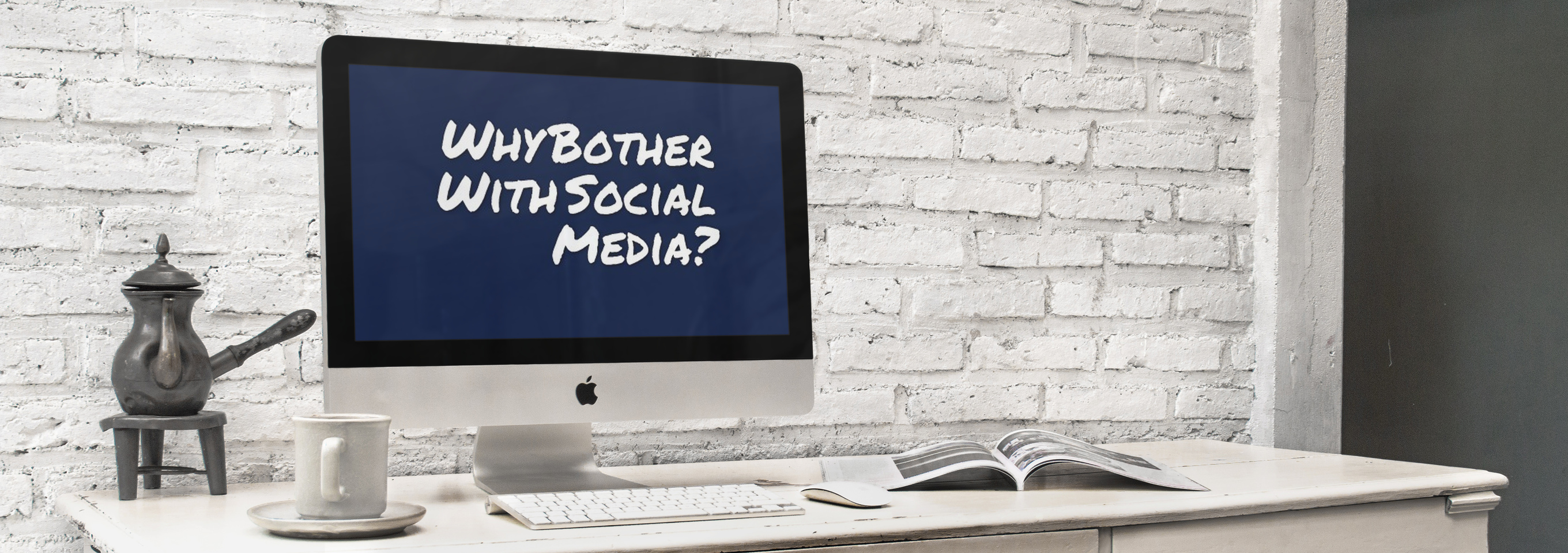 Why Bother With Social Media If You're A Doctor?