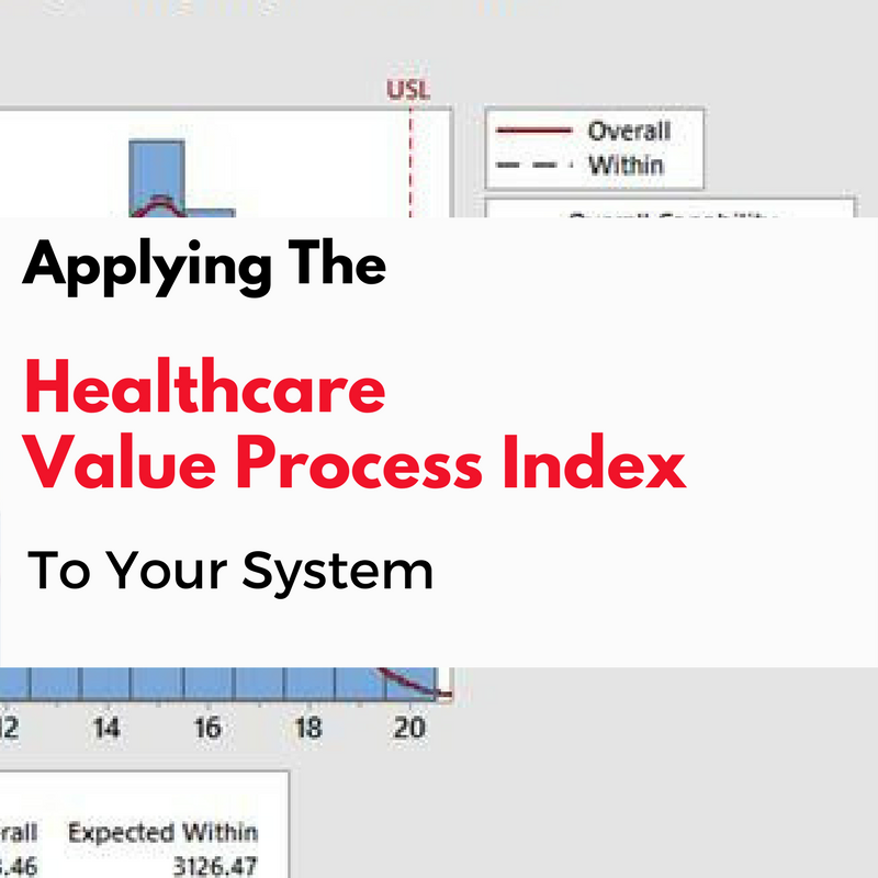Applying the Healthcare Value Process Index